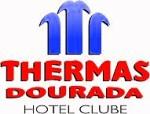 Logotipo e Marca do Clube ThemasDourada