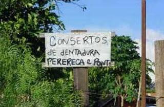 É, no Brasil se conserta de tudo.
