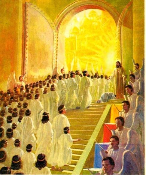 Todos são convidados a entrar, mas, muitos não entrarão no Reino de Deus.