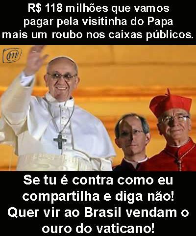 Visita do Papa ao Brasil