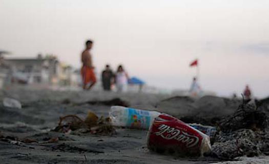 Turistas mal educados pararão multas no Rio de Janeiro