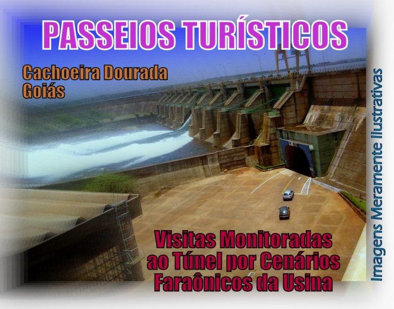 Túnel em Cachoeira