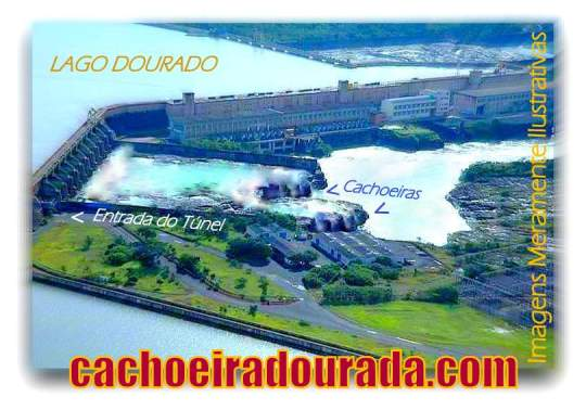 Cachoeira Dourada 09